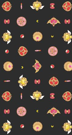 The Beauty of Japanese Embroidery - Embroidery Patterns Wallpapers Sailor Moon, Sailor Moon Wallpaper, Cute Wallpapers, Wallpaper Backgrounds, Iphone Wallpaper, Sailor Moon Party, Arte Sailor Moon, Sailor Moon Background, Kawaii Background
