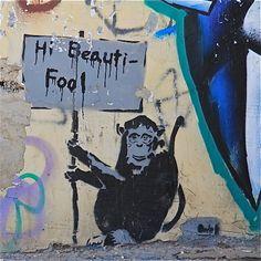 Tel Aviv street art. Photo: Åse Margrethe Hansen, 2013