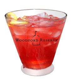 Woodford Reserve Belmont Jewel (offical cocktail of Belmont Stakes)