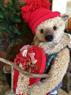 Sweet Bear. 2017 -Katy Silb
