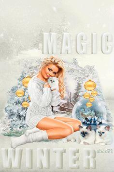 Magic winter - анимация на телефон №1346323