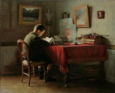 Guillaume_Larrue_-_L'écolier_studieux.jpg (1615×1310)