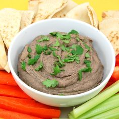 Sweet Pea's Kitchen » Black Bean Hummus