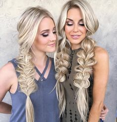 "3,918 Likes, 40 Comments - Chrissy Rasmussen (@hairby_chrissy) on Instagram: ""Braided Beauties 