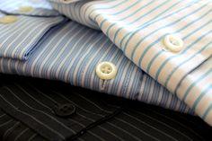 Eu devo admitir que dobrar roupas não é uma das minhas tarefas…