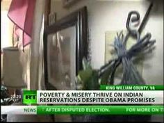 Native American poverty continues under Obama