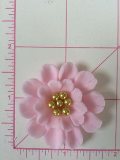 Hey, I found this really awesome Etsy listing at https://www.etsy.com/listing/234538220/12-vintage-pink-gold-carnation-mini