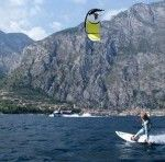 Kitesurfing Limone sul Garda