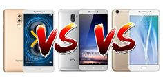 Vivo V5 Plus vs Coolpad Cool 1 Dual vs Samsung Galaxy J7 Prime specifications ,Release Date ,Price ,features ,camera and price comparison.