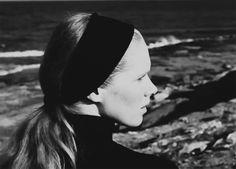 Liv Ullman in Persona (Dir. Ingmar Bergman) 1966
