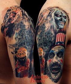 Tattoo Artist: Antonio Bruno #tattoo #tattoos #tatuaggi #tatuaggio #tattooed #tattooer #tattooartist #besttattooartist #bta #ink #inkaddicted #art #artonskin #inked #skin #coloredskin #letsink #artistonletsink #tattoosocialnetwork