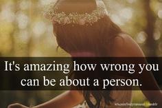 It's amazing how wrong.....Yep so very wrong