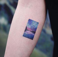 60 Tiny Tattoos That Demand Your Attention - Straight Blasted - by Saegeem - Dream Tattoos, Mini Tattoos, Body Art Tattoos, Small Tattoos, Sleeve Tattoos, Tattoos For Guys, Tattoos For Women, Pretty Tattoos, Unique Tattoos