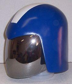 1:1 Scale Cobra Commander helmet. $250.00, via Etsy.