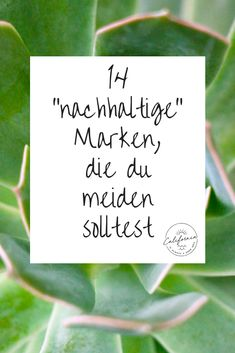 """""""Sustainable"""" brands and companies that are big companies .- """"Nachhaltige"""" Marken und Unternehmen, die zu großen Konzernen gehören You want to support small organic companies and avoid large corporations, then you should avoid these brands How To Clean Humidifier, Types Of Humans, Organic Company, Flu Like Symptoms, No Waste, Runny Nose, Green Life, Gut Health, Good To Know"""