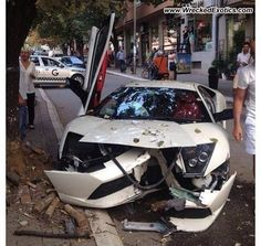 Top five exotic car wrecks of the week of August 19, 2013