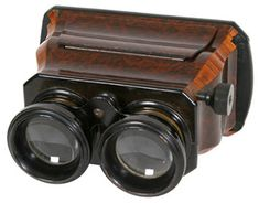 Victorian Stereoscope of unknown maker