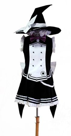 Camplayco Touhou Project Kirisame Marisa Cosplay Costume *** Click on the image for additional details.