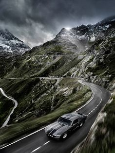 Simplon Pass Switzerland  |  Tim Wallace
