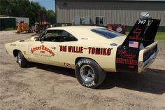 Big Willie Robinson's Duke and Duchess Daytona to cross the block in Scottsdale