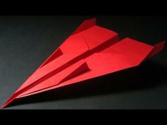 Paper Planes - How to make a Paper Airplane that Flies Far - Paper Airplane Tutorial | Interceptor - YouTube