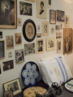 display old photos