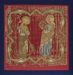 Index of Christian Art - Opus Anglicanum: - London: Museum, Victoria and Albert Museum
