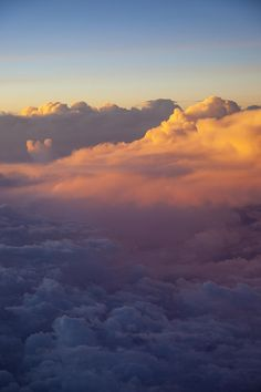 ✯ Colorful Clouds