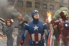 Imagine the iconic Avengers superhero's sitting on your board? Sounds pretty unstoppable! Check out this this article on which characters you need in your boardroom! #boardnews #avengers #boardmoves