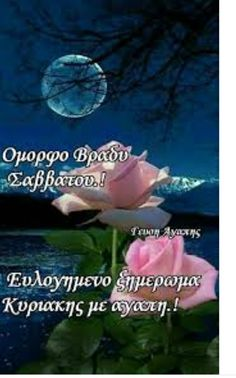Good Night, Good Morning, Greek Quotes, Best Quotes, Prayers, Greek, Pictures, Good Day, Have A Good Night