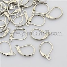 288pcs en acier inoxydable Boucles d/'oreilles en gros bijoux femmes hommes clou livraison gratuite