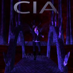 D.A.R.K - CIA Volume 4 Cyber, Goth, Industrial, Punk, Metal, Creative, Gothic, Goth Subculture, Industrial Music