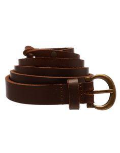 LEE   Twisted Sister Belt in Cinnamon - Women - Style36 Korean Fashion Online, Cinnamon, Sisters, Belt, Accessories, Women, Canela, Belts, Big Sisters