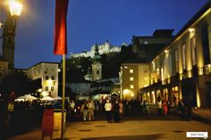 Concert break in Salzburg Salzburg Austria, Musical Theatre, Classical Music, Opera, Musicals, Street View, Country, Concert, City