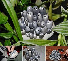 Funny DIY Stones