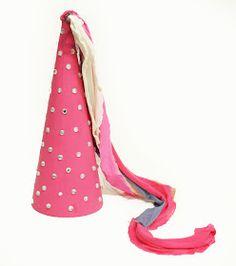 Ben Franklin Crafts & Frame Shop: D.I.Y. Princess Cone Hat