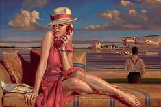 Peregrine Heathcote > Between Dreams and other Places Vintage Drawing, Vintage Art, Vintage Posters, Cool Works, Art Deco Artists, Paint Photography, Smart Art, Art Deco Posters, Peregrine