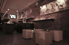 Unique art space for memorable events. 338 Atlantic Ave. (Walk from Brooklyn Heights or Barclays Center) Call 718.625.2121 for info.@ Clover's Fine Art Gallery 338 Atlantic Ave. (Walk from Brooklyn Heights or Barclays' Center) 718.625.2121