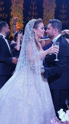 lebaneseweddings on Instagram: Moments like these ❤🥰 Full coverage on our highlighted story. __________________ ▪︎Wedding planner and designer :@pamelamansourmehanna…