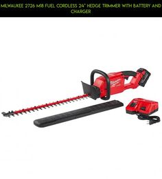 """MILWAUKEE 2726 M18 FUEL CORDLESS 24"""" HEDGE TRIMMER WITH BATTERY and CHARGER #camera #plans #tech #fpv #kit #and #parts #cordless #shopping #charger #battery #drone #trimmers #racing #hedge #technology #with #products #gadgets"""
