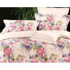 Luxury 4-piece cotton bedding set SETS046