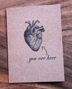 Valentine's Day cards |14 Darkly Romantic Heart Gifts For Your Valentine