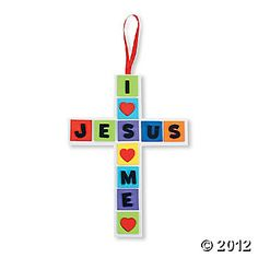 I love Jesus, Jesus loves me