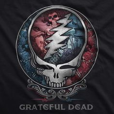 Grateful Dead Grateful Dead Skull, Grateful Dead Image, Phil Lesh And Friends, The Dead Zone, Jerry Garcia Band, Dead And Company, Forever Grateful, Cool Eyes, Best Part Of Me