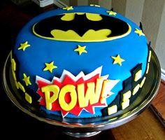 Too Sweeties Bake Shoppe.. Batman Pow Cake