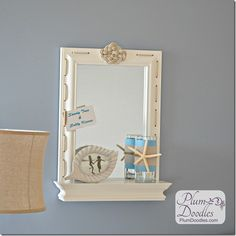 @Jill Higgins -- this would be adorable for your new space! And it's totally DIYable!