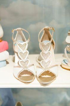 Zapatos de novia Blondie de Charlote Mills