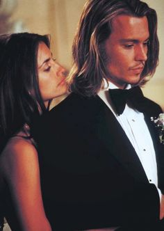 blow.  This is the film I got it why Johnny Depp is hot and great.  And Penelope Cruz sizzles.  As usual.