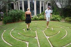 35 Nice Garden Labyrinth Design Ideas - Page 3 of 41 Labyrinth Design, Labyrinth Garden, Labyrinth Maze, Walking Meditation, Meditation Garden, Meditation Corner, Meditation Music, Prayer Garden, Labrynth