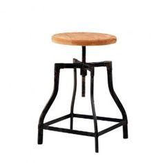 O5home // Krukje Fall - 95.00 euro Bar Stools, Industrial, Shopping, Furniture, Design, Home Decor, Workplace, Cheers, Shops